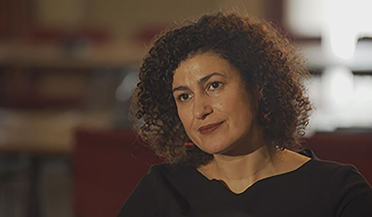Tina Stavrinaki Beeld rv