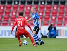 Corona kwelt ook FC Eindhoven: vijf spelers mogen niet spelen tegen Go Ahead