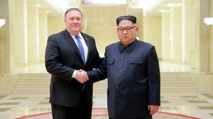 """Kim noemt ontmoeting Trump """"historisch"""" en ziet kans op """"goede toekomst"""""""