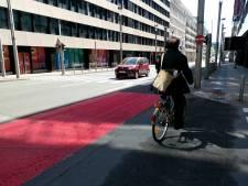 Touring élabore un plan vélo sans suppression de bandes de circulation