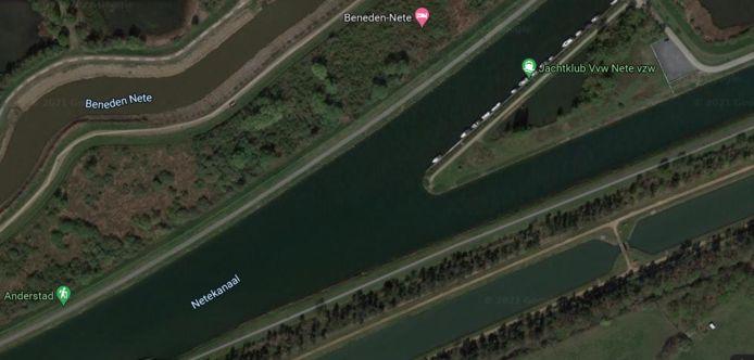 KTT wil graag zwemtrainingen gaan organiseren in een dode arm van het Netekanaal in Lier.