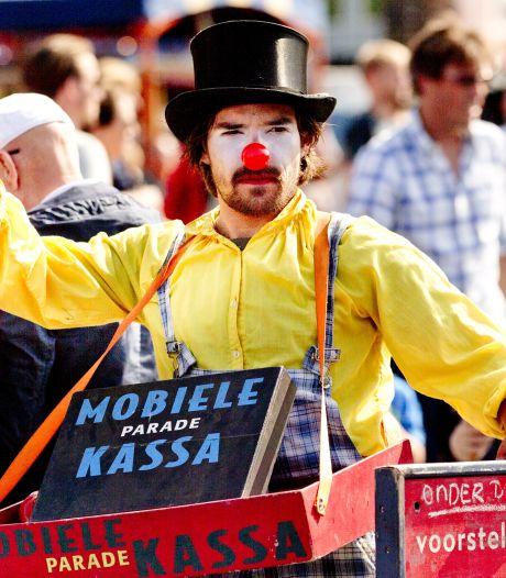 Grote steden trekken geld uit voor behoud theaterfestival De Parade