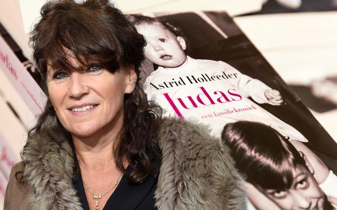 Renée Fokker speelt Astrid Holleeder in de psychologische theaterthriller Judas.