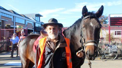 Video: Met het paard naar de stembus