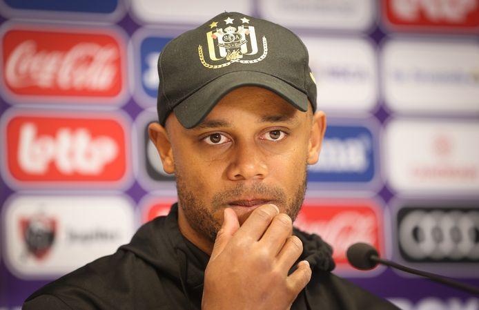 De la transparence et de la clarté: Vincent Kompany estime qu'Anderlecht a fait ce qui était juste.