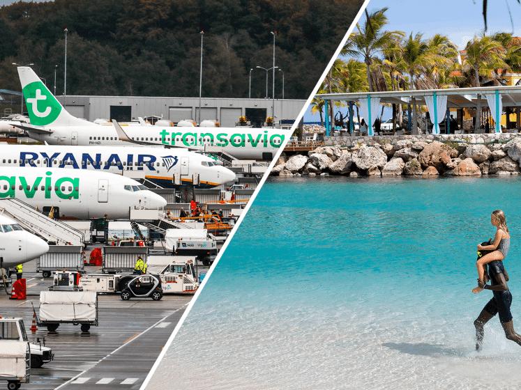 Twijfelende vakantiegangers zorgen voor lagere ticketprijzen