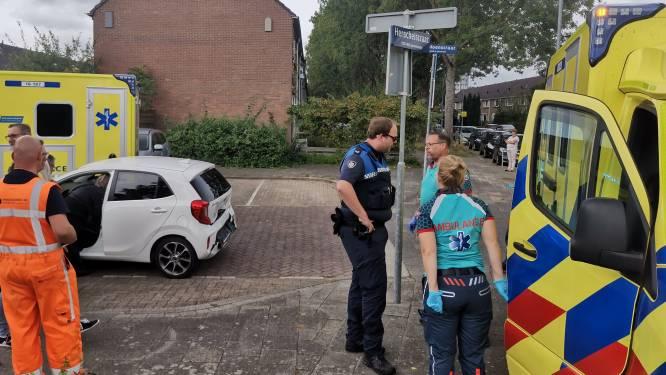 Hulpdiensten opgeroepen vanwege kop-staartbotsing op de Keplerweg in Dordrecht