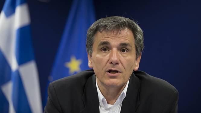 Voorzitter Griekse centrale bank waarschuwt voor Noord-Koreaanse toestanden