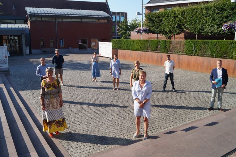 Het Alexianenplein krijgt tussen 1 juli en 31 augustus vier keer per week reuzengezelschapsspelen voor kinderen