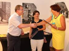 Ster van Veldhoven voor vrijwilligers museum 't Oude Slot