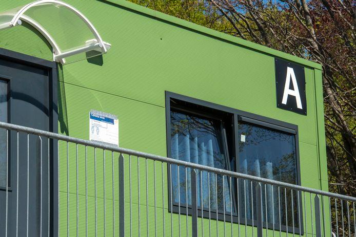 De GGD heeft een cluster van besmettingen aangetroffen in het asielzoekerscentrum in Harderwijk.