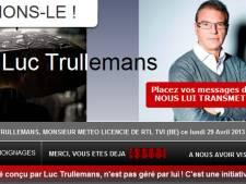 Luc Trullemans sera défendu par... Modrikamen