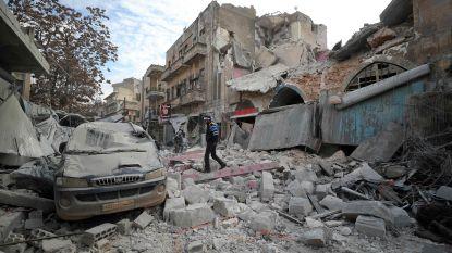 Minstens 39 doden bij zware gevechten rond stad Idlib in Syrië