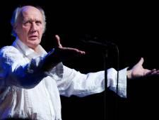 Herman van Veen schrapt 60 optredens: 'We bouwen een echte schuld op'