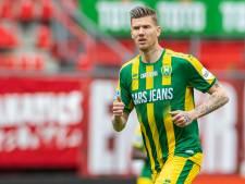 RKC Waalwijk haalt spits Michiel Kramer binnen