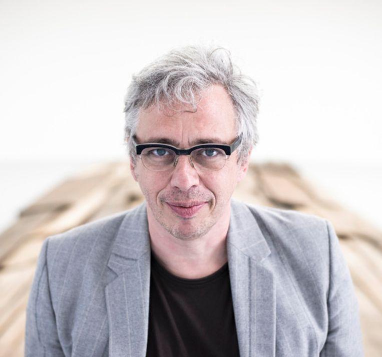 M HKA-directeur Bart De Baere: 'Verfrissende projecten.' Beeld © M HKA