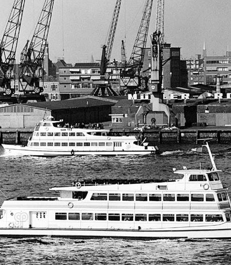Maakte jij vroeger weleens een tripje met deze witte schepen?