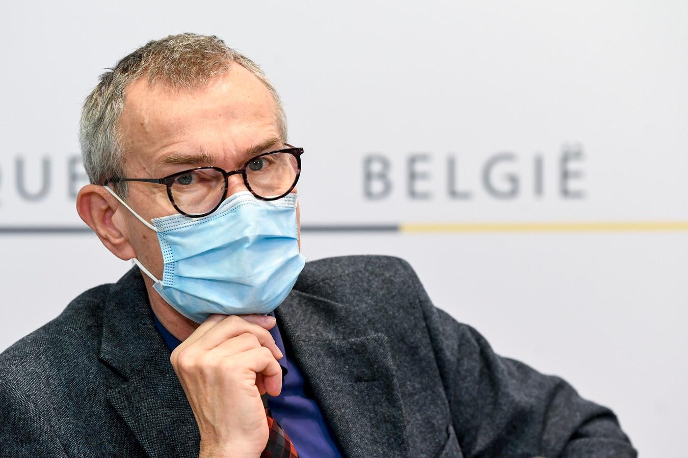 Le ministre fédéral de la Santé Frank Vandenbroucke.