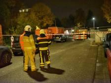 Lek in waterleiding veroorzaakt gaslek in Breda, problemen om 00.00 uur verholpen