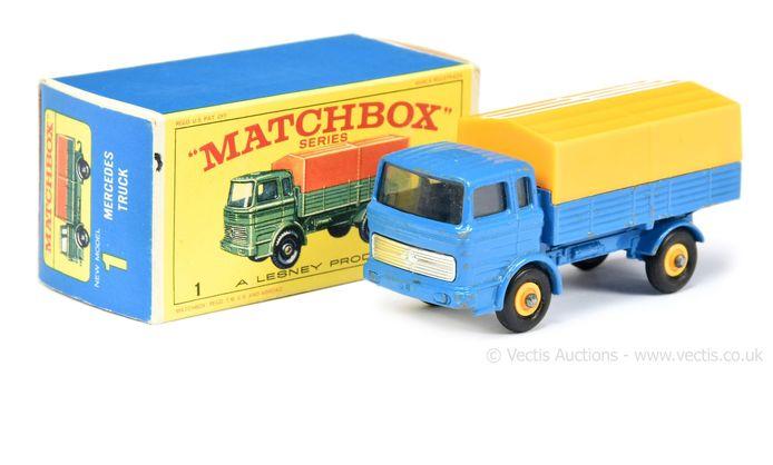 Graham Hamilton begon serieus met het verzamelen van Matchbox-auto's toen hij in de twintig was. Hij besteedde tussen 1962 en 1982 meer dan 100.000 pond aan het kopen van Matchbox-speelgoedauto's.
