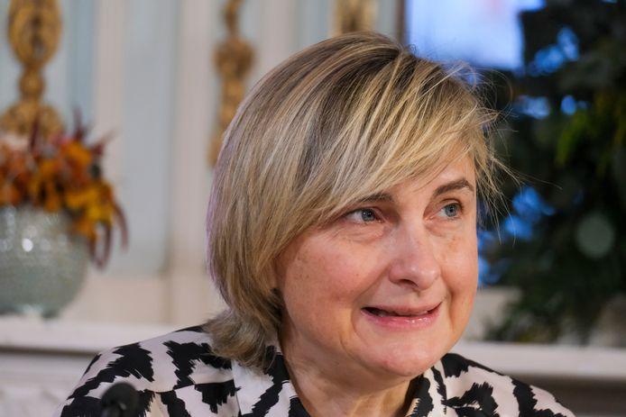 Hilde Crevits (CD&V).