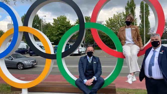 Olympische Spelen van 1920 herleven met monument, expo en luisterverhalen: vijf ringen, vijf locaties