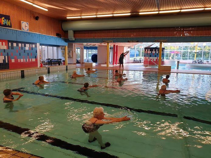 Met een zwemchallenge wilde Interactie Sportbedrijf Ermelo de zwemvaardigheid van ouderen en jonge kinderen bijspijkeren, maar door te weinig aanmeldingen kan dat initiatief niet doorgaan.