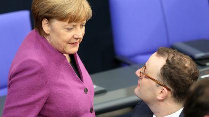 Angela Merkel geeft ministerpost aan grootste criticus binnen partij