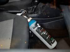Automobilist gebruikte mogelijk lachgas tijdens het rijden, politie treft hem stilstaand aan