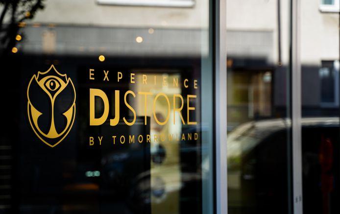 Tomorrowland opent een eigen winkel