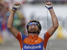 Luis Leon Sanchez plus fort que Gilbert et Sagan, Evans victime d'un jet de clous