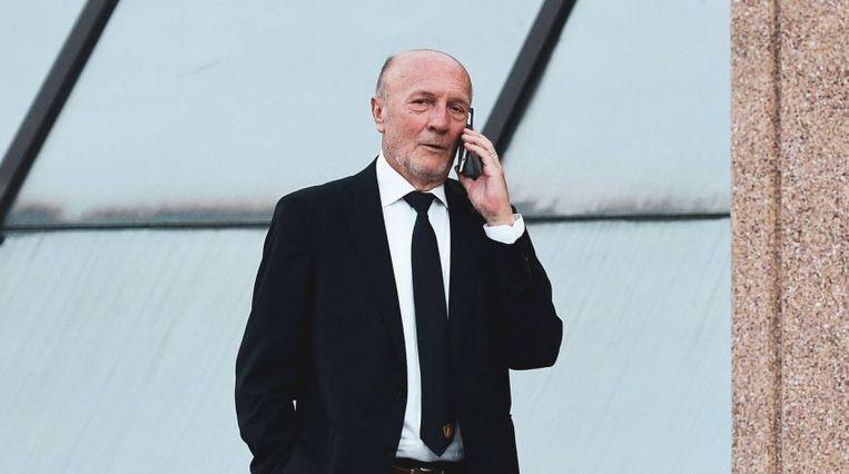 Robert Huygens is aangesteld als interim-voorzitter van de KBVB. Beeld RBFA
