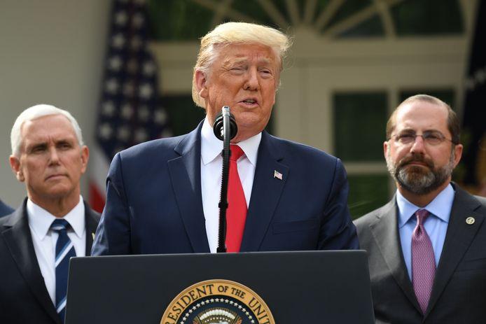 Trump roept noodtoestand uit