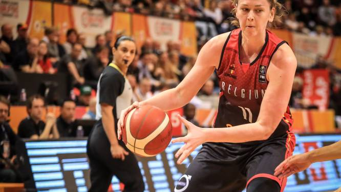 Nieuwe bekroning: Emma Meesseman krijgt plek in Team van het Jaar EuroLeague