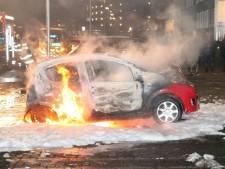 Hulpdiensten Utrecht rukken vooral uit voor autobranden