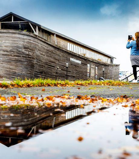 Ark van Noach is terug in Sliedrecht en open voor bezoek: 'Ze lachten Noach vroeger uit, moet je nu eens kijken'