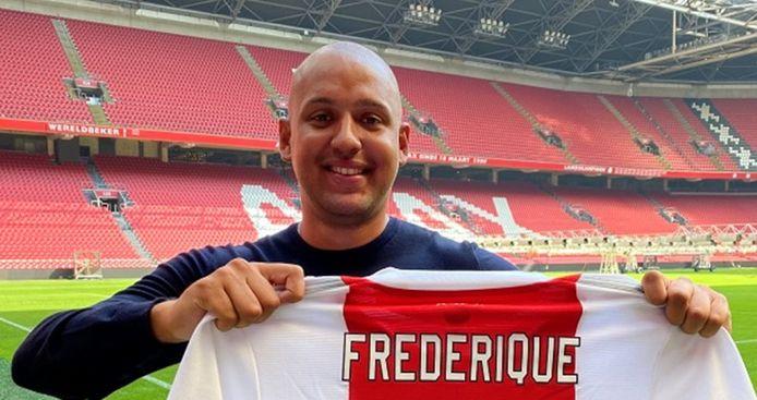 FIFA-esporter Levy Frederique.