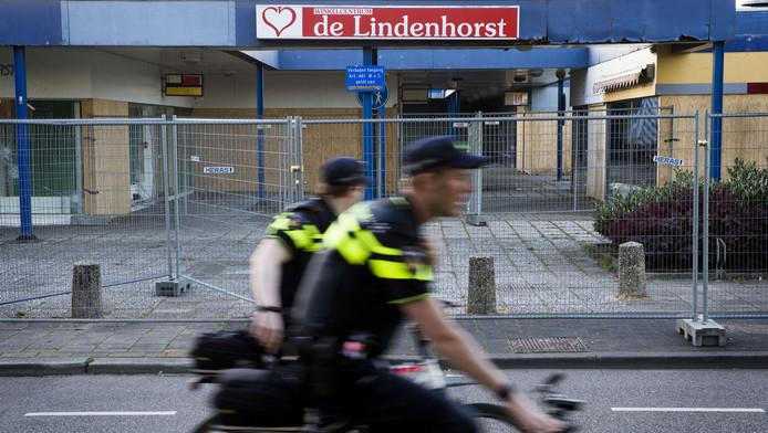 Sinds het theehuis in winkelcentrum De Lindenhorst werd gesloten, is er onrust in de Edense wijk.