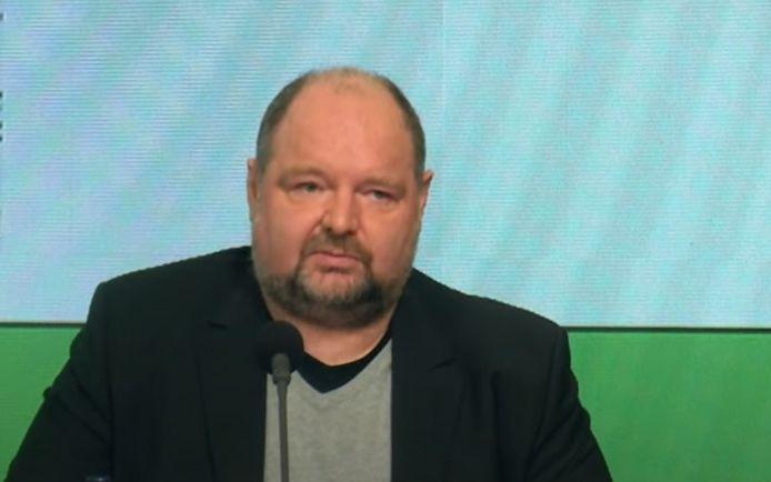 Marcel Van der Auwera, chef de service Aide Urgente au SPF Santé.