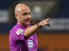 Anthony Taylor au sifflet pour Club Bruges-Lazio