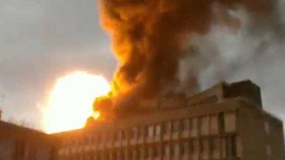 Explosies op universiteit in Lyon: drie gasflessen ontploft
