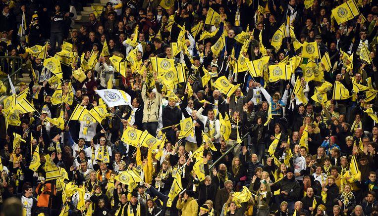 Illustratiefoto: Door het grote aantal verkochte tickets via de supportersfederatie heeft Sporting besloten om zelf ook een bus in te leggen.