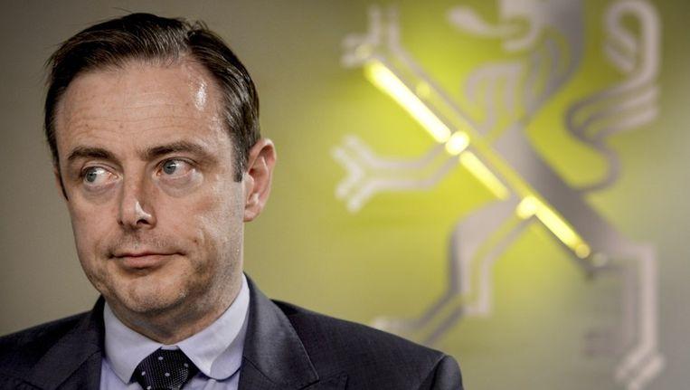 De Antwerpse burgemeester Bart De Wever Beeld afp