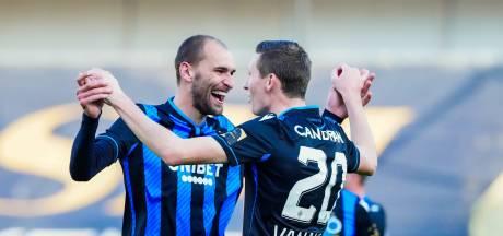Le Club de Bruges va-t-il organiser une célébration avec ses supporters en cas de titre?