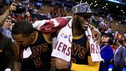 LeBron loodst Cavaliers naar tweede NBA-finale op rij