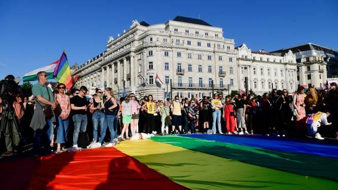 """Verontwaardiging over omstreden Hongaarse wet die voorlichting over homoseksualiteit verbiedt: """"Dit tast grondbeginselen EU aan"""""""