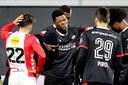 Denzel Dumfries verwacht zondag tegen Feyenoord te kunnen spelen.