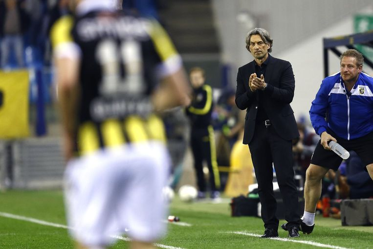Rob Maas, Vitesse. Beeld anp