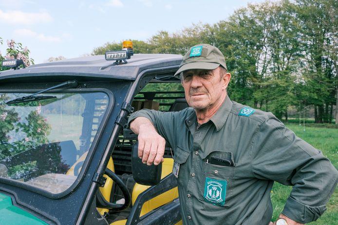 boswachter Marc Van Speybroeck