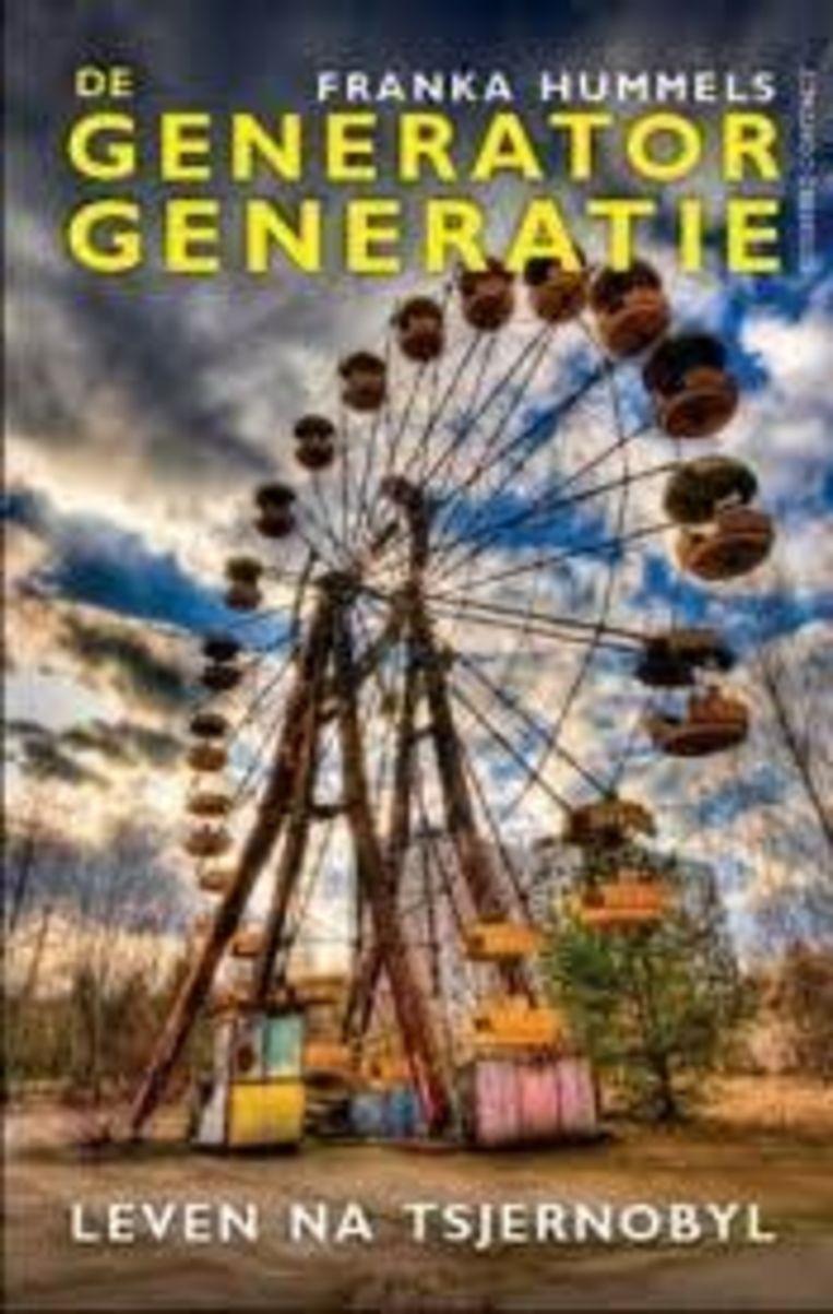 Uit: Franka Hummels, 'De generatorgeneratie: leven na Tsjernobyl', Uitgeverij Contact  Beeld Contact